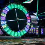 LED Money Wheel
