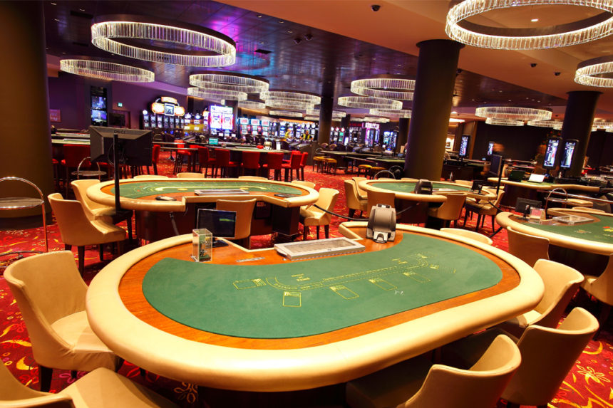 Baccarat Tables | Baccarat and Punto Banco | TCSJOHNHUXLEY
