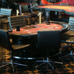 Custom Blackjack Table