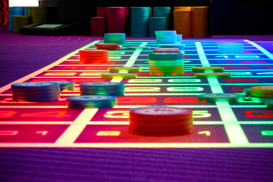 casino chips roulette