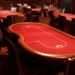 TCSJOHNHUXLEY Poker Table
