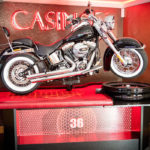 Harley davidson roulette table