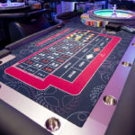 Roulette table from TCSJOHNHUXLEY