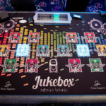 Juke Box Money Wheel