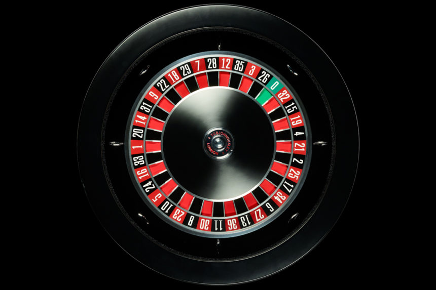 Why on black roulette streets jackpot roulette