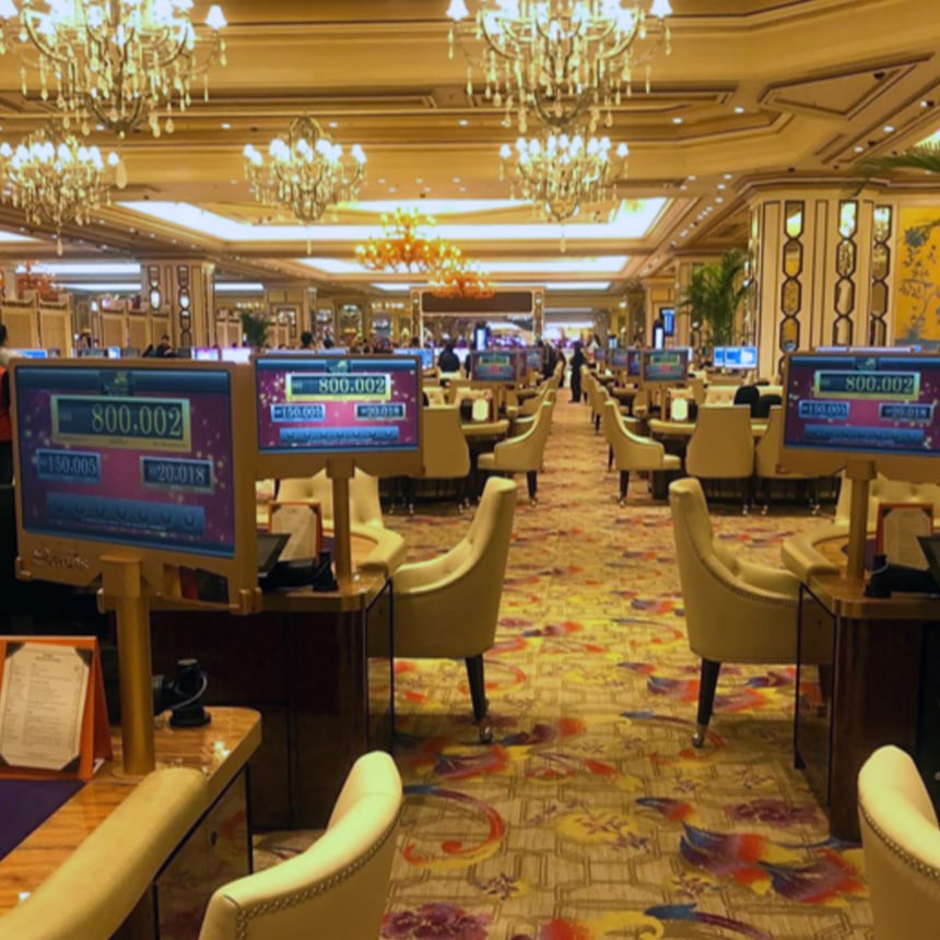 GFL Bonusing Rewards Venetian Macau